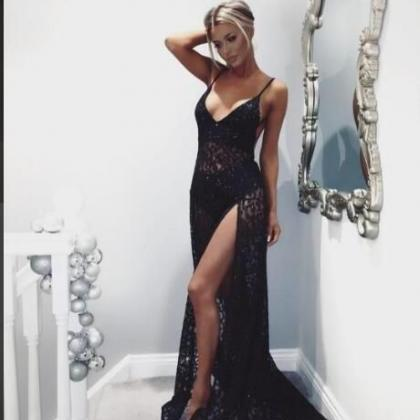 Sexy Prom Dress,Formal Evening Dres..